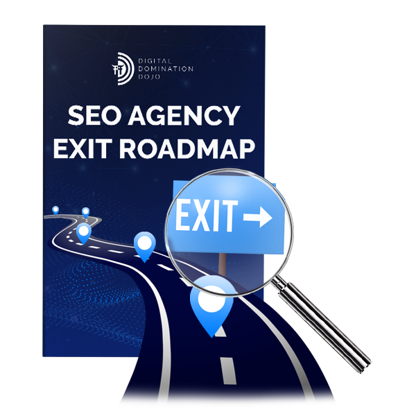 SEO Agency Exit Roadmap Cover